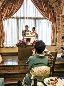 北原友 結婚式