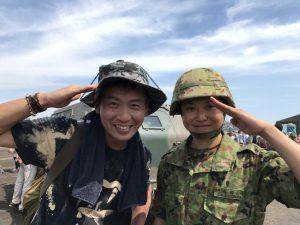 自衛隊富士総合火力演習